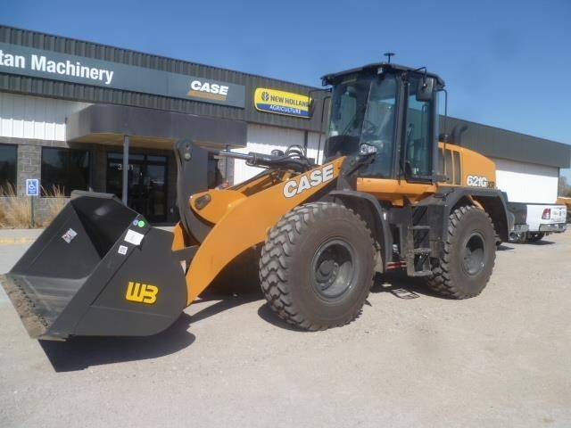 2019 Case 621G XR Wheel Loader