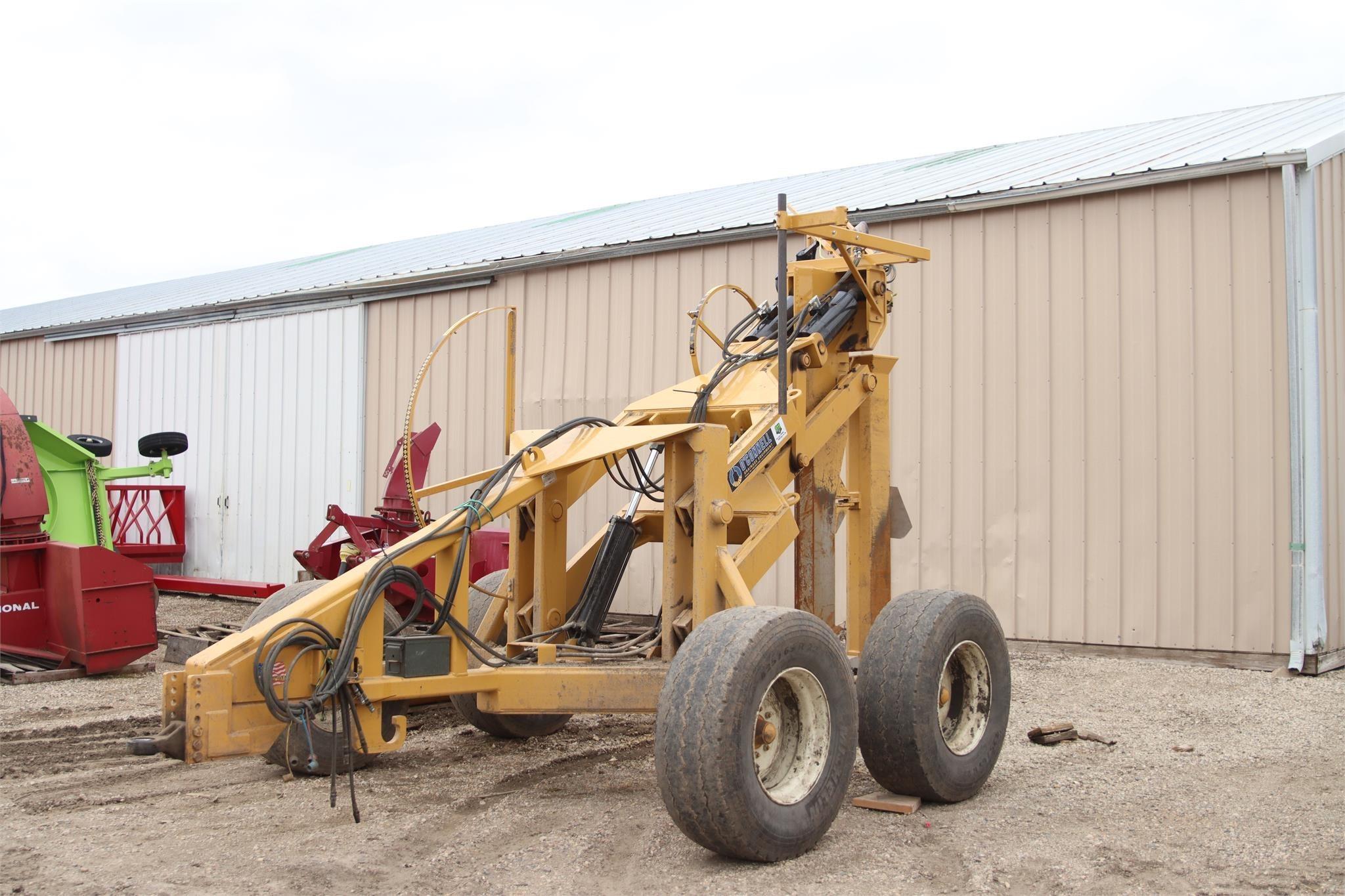 2017 O'CONNELL FARM DRAINAGE PLOWS INC OFDP55 Field Drainage Equipment