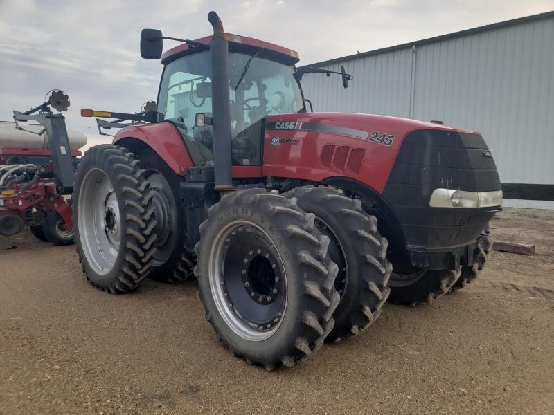 2007 Case IH Magnum 245 Tractor