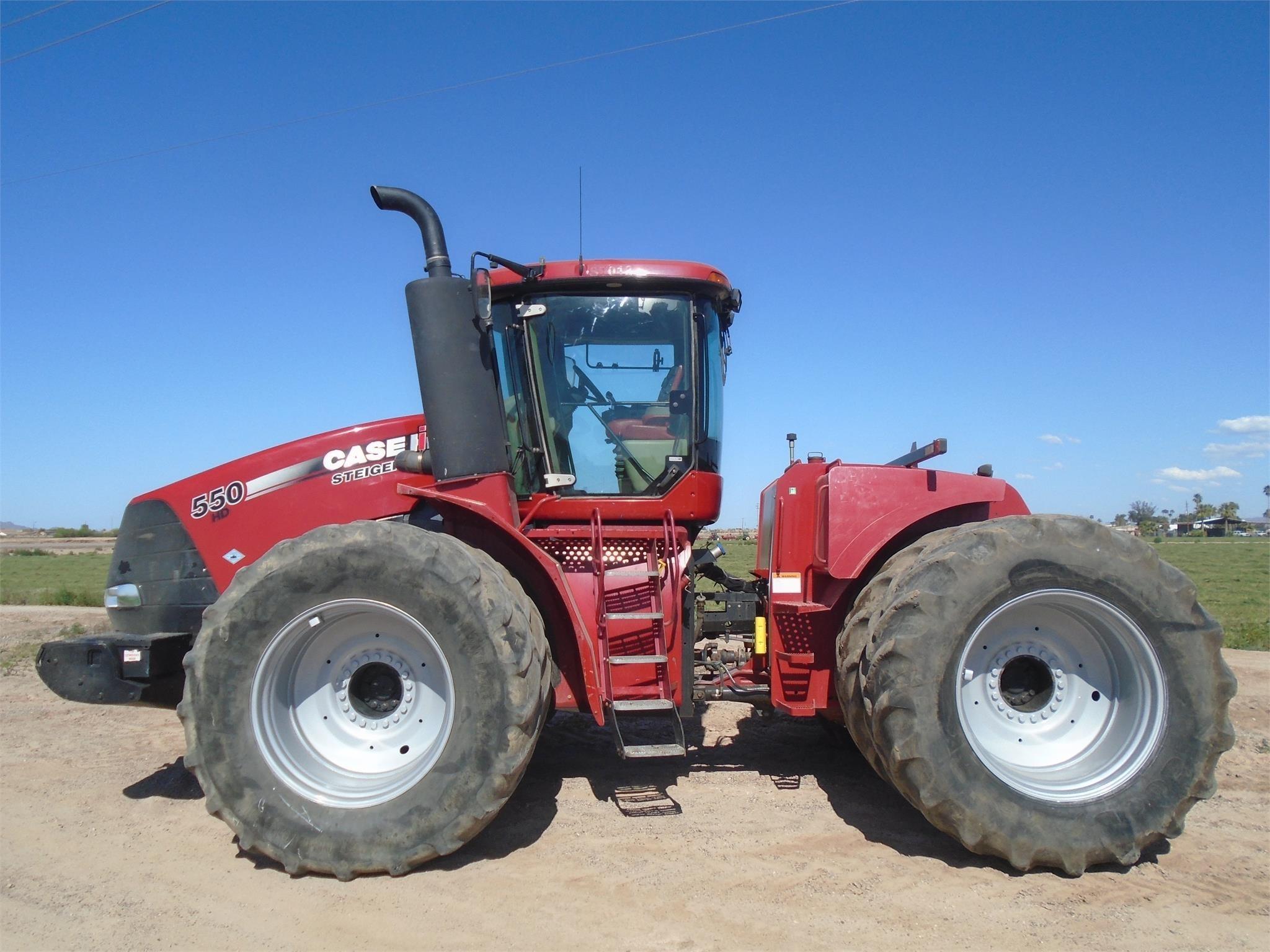 2011 Case IH Steiger 550 HD Tractor