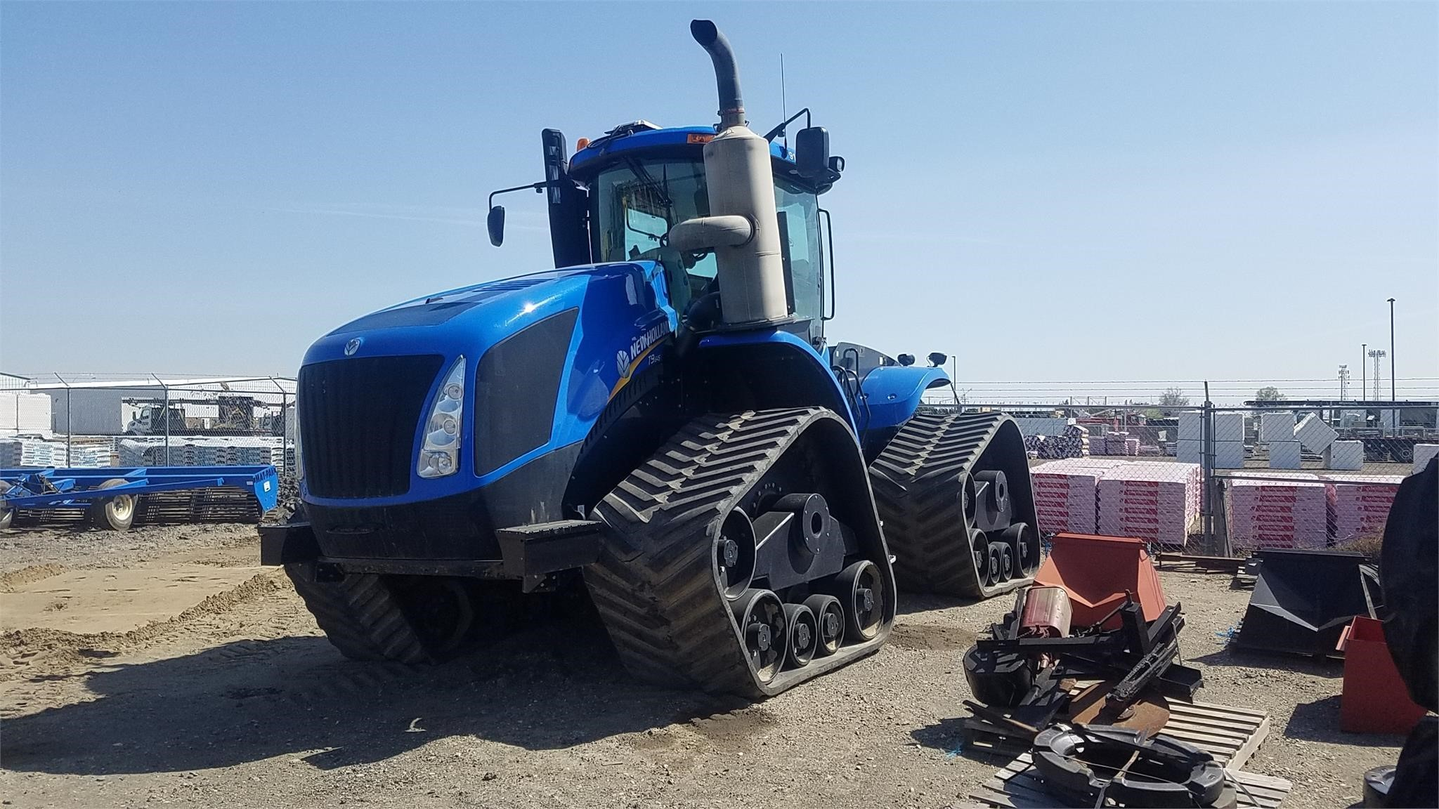 2015 New Holland T9.645 Tractor