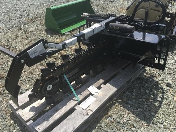2018 John Deere TR36B Trencher