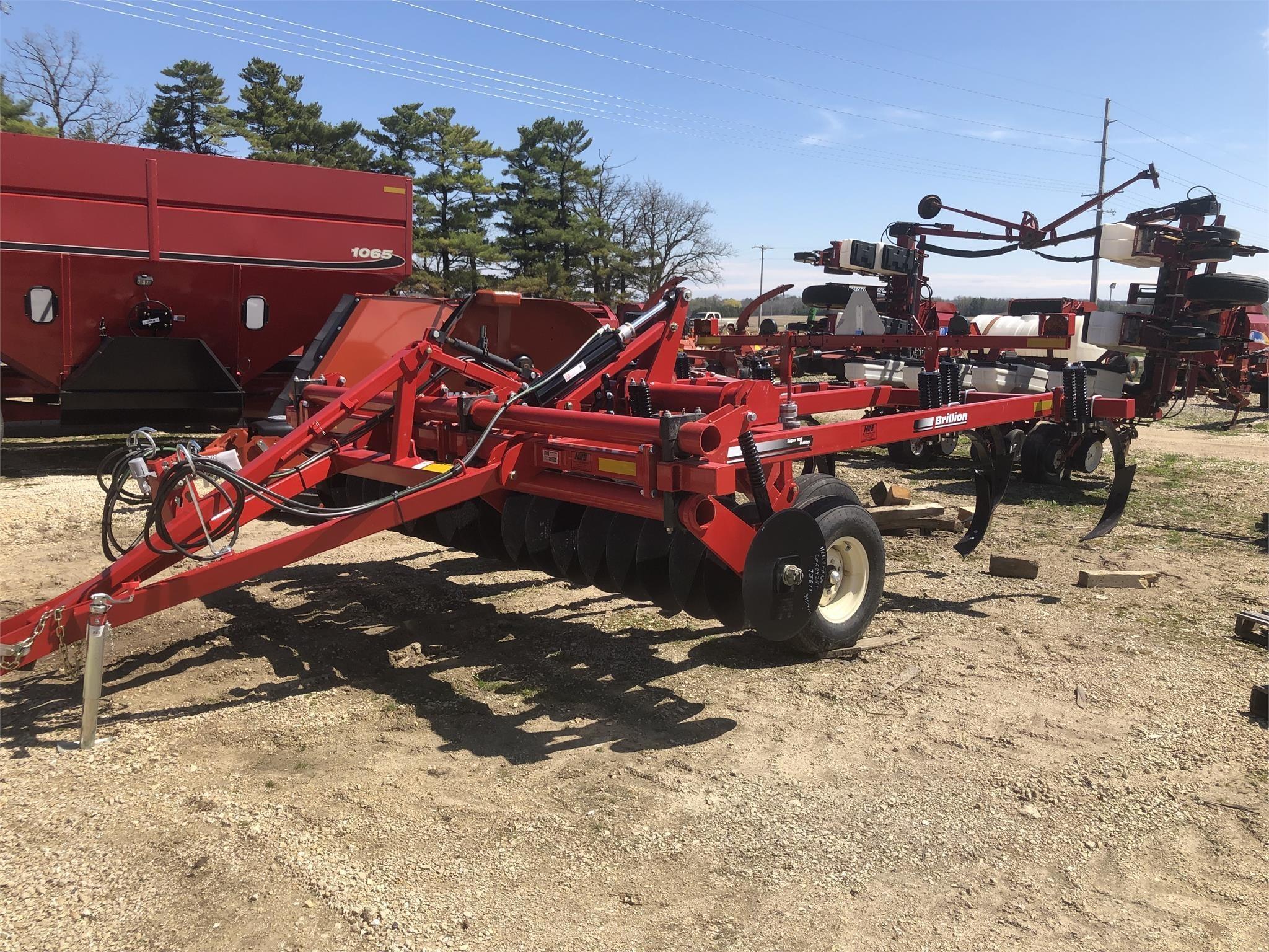 2019 Brillion HSBAW91-1 Chisel Plow