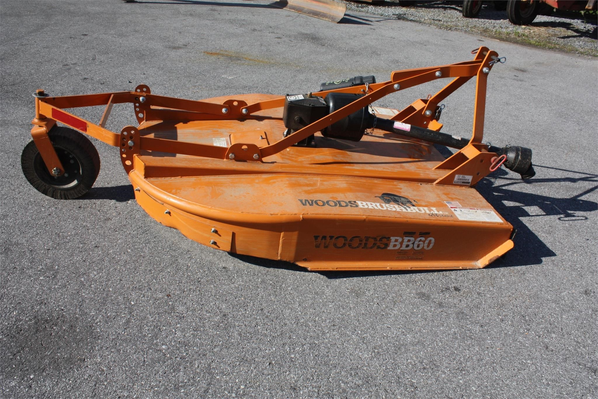 Woods BB60XC Rotary Cutter