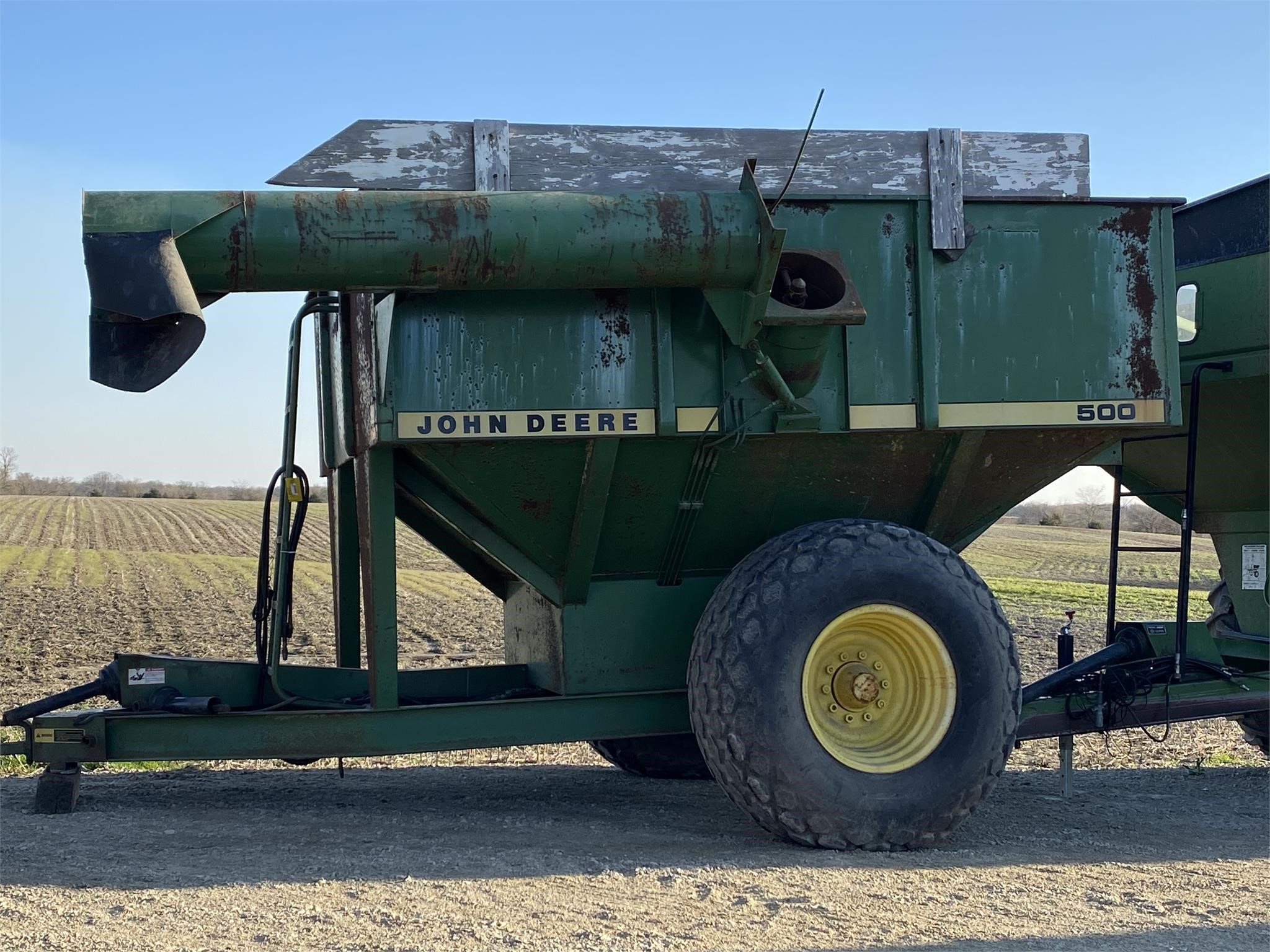 John Deere 500 Grain Cart