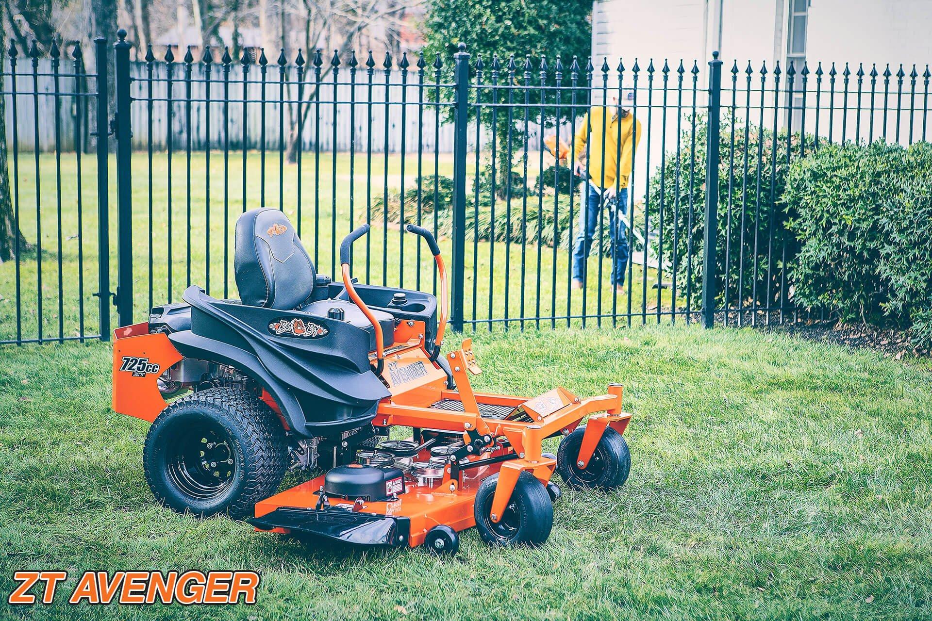 2020 Bad Boy ZT AVENGER 5400 Lawn and Garden