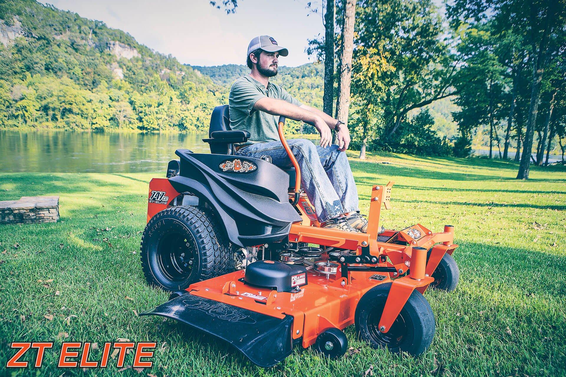 2020 Bad Boy ZT Elite 5400 Lawn and Garden