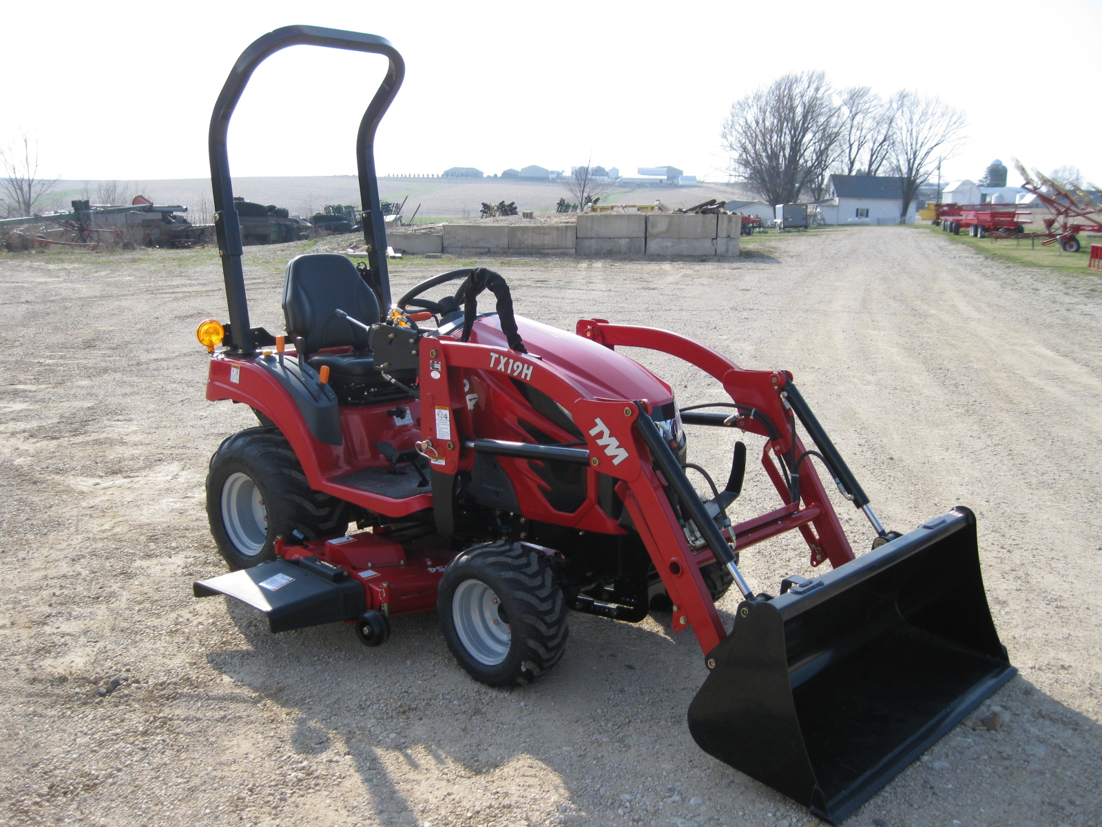 2020 TYM T194 Tractor