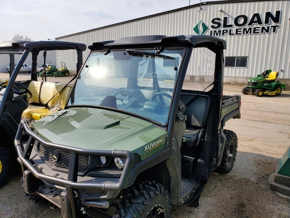 2019 John Deere XUV 835M ATVs and Utility Vehicle