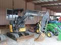 Deere 26G Excavators and Mini Excavator