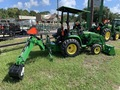 2020 John Deere 3038E Tractor