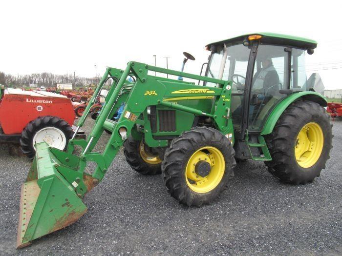 John Deere 5603 Tractor