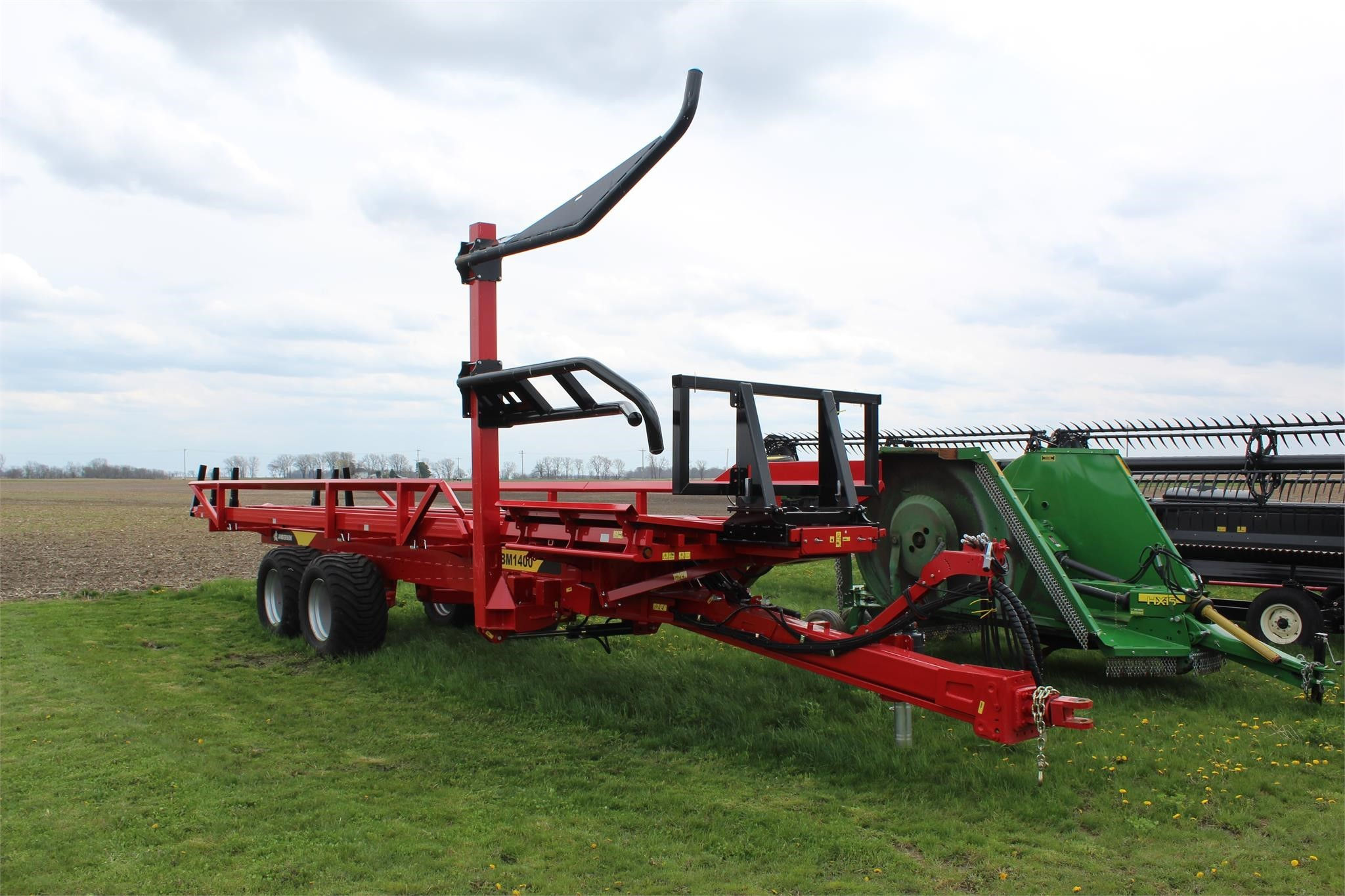 Anderson RBM1400 Hay Stacking Equipment