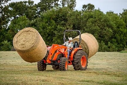 Kubota MX6000 Tractor