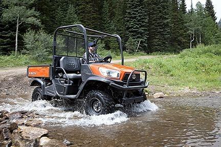 Kubota RTVX900W ATVs and Utility Vehicle
