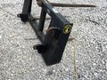 2002 Kubota Hay Spear Loader and Skid Steer Attachment