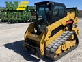 2017 Caterpillar 259D Skid Steer