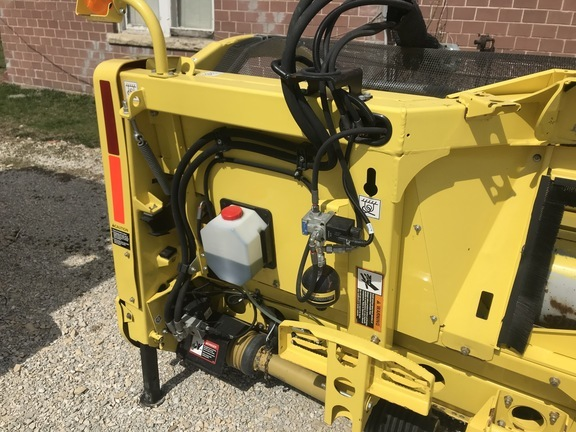 2015 Deere 649C Self-Propelled Forage Harvester