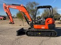 2018 Kubota KX057 Excavators and Mini Excavator