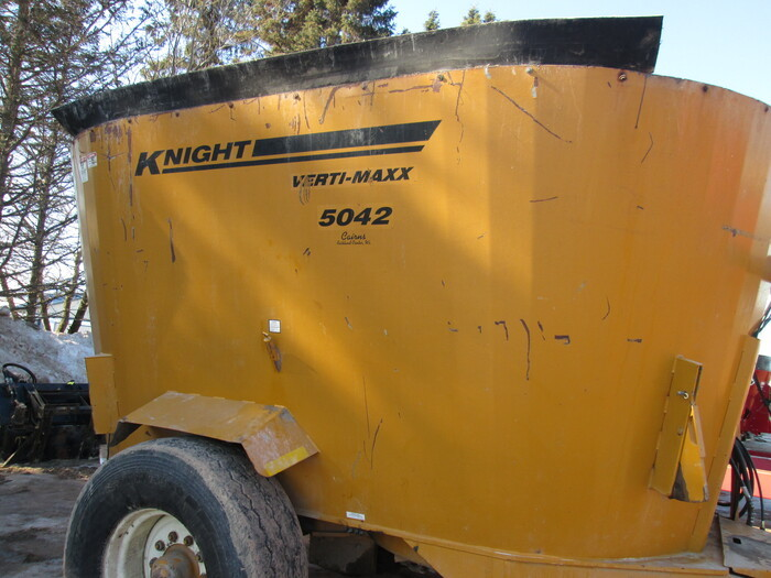 Knight 5042 Grinders and Mixer