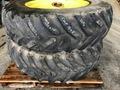1990 John Deere 18.4X38 Wheels / Tires / Track