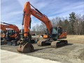 2015 Doosan DX225 LC-5 Excavators and Mini Excavator