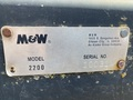 2004 M&W 2200 Disk Chisel