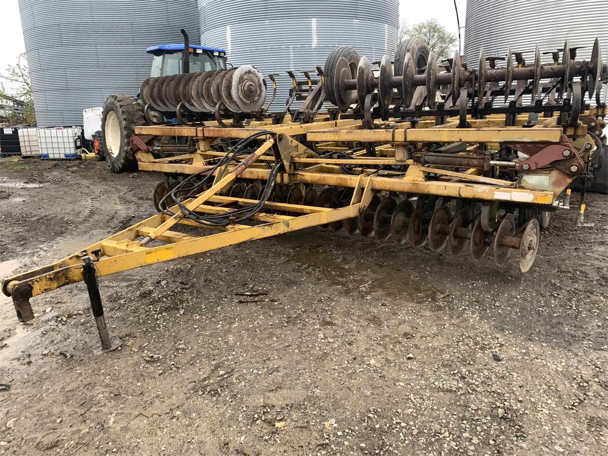 Landoll 875-30 Tilloll Soil Finisher