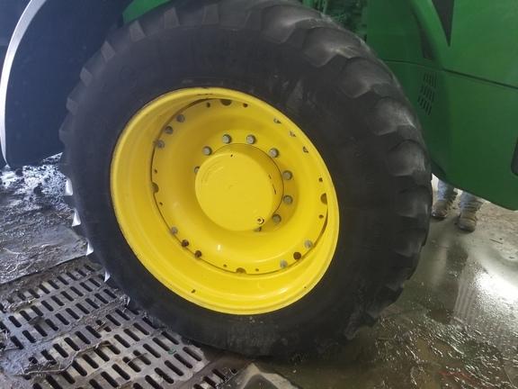 2014 Firestone pair of 420/85R34 R1W Wheels / Tires / Track