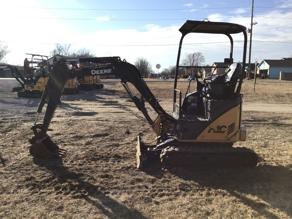 2013 John Deere 17d Backhoe Wichita Kansas Machinery Pete