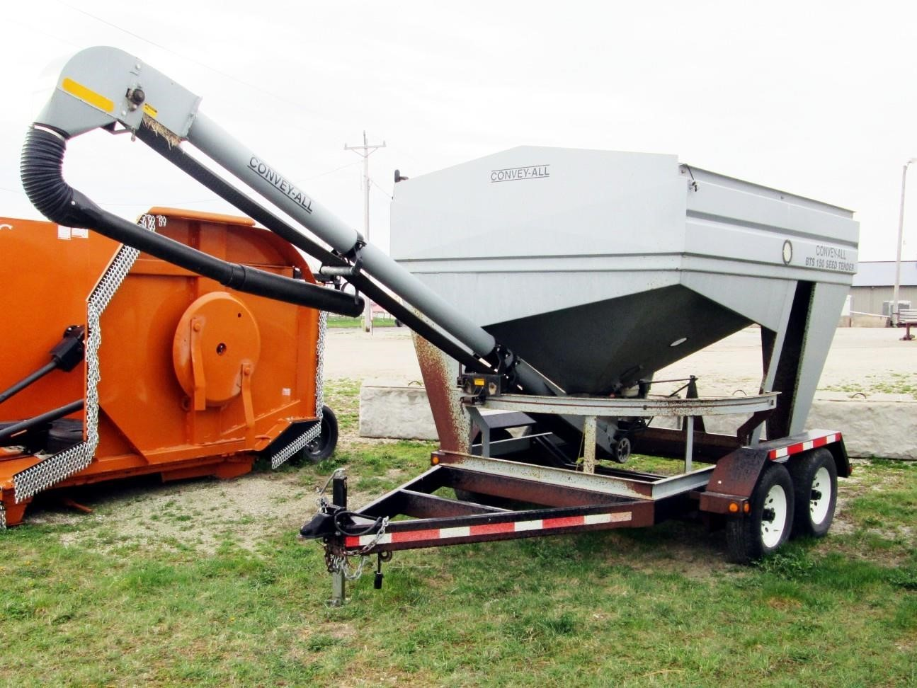 2005 Convey-All BTS150 Seed Tender