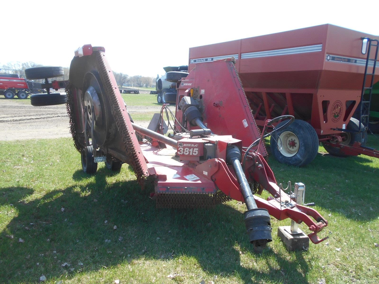 Bush Hog 3815 Rotary Cutter