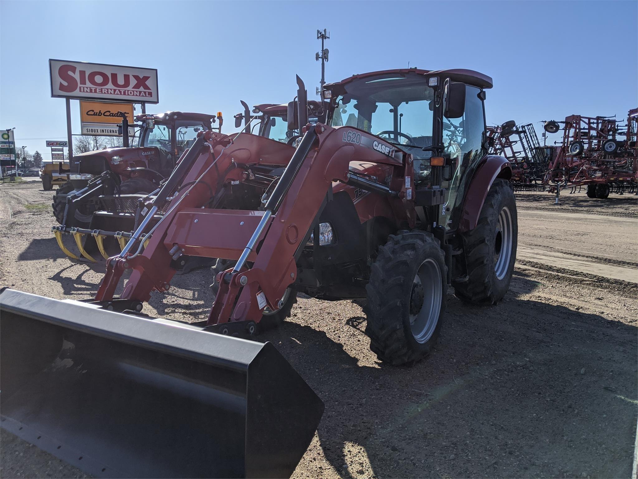 2020 Case IH Farmall 75C Tractor