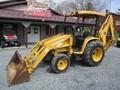 2006 Deere 110 Backhoe