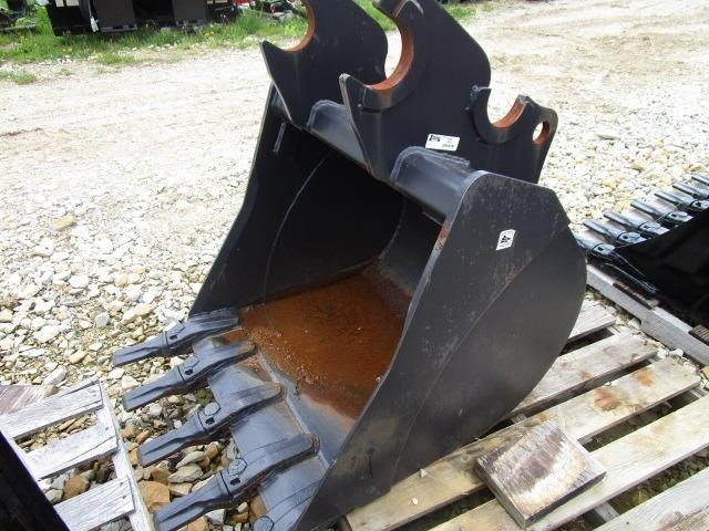 2017 Kubota K7428 Backhoe and Excavator Attachment