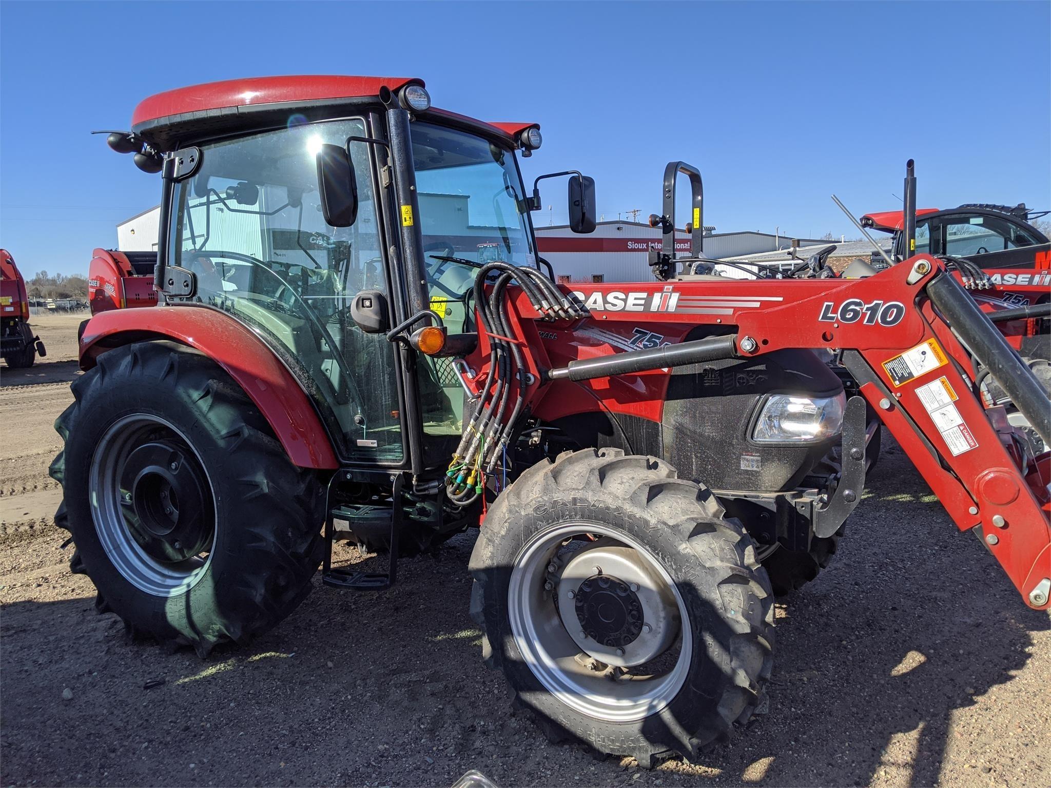 2020 Case IH Farmall 75A Tractor