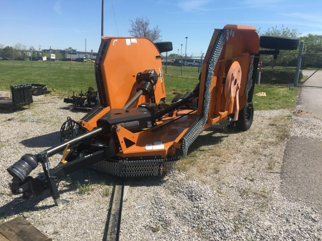 2015 Woods BW180XHDQ Rotary Cutter