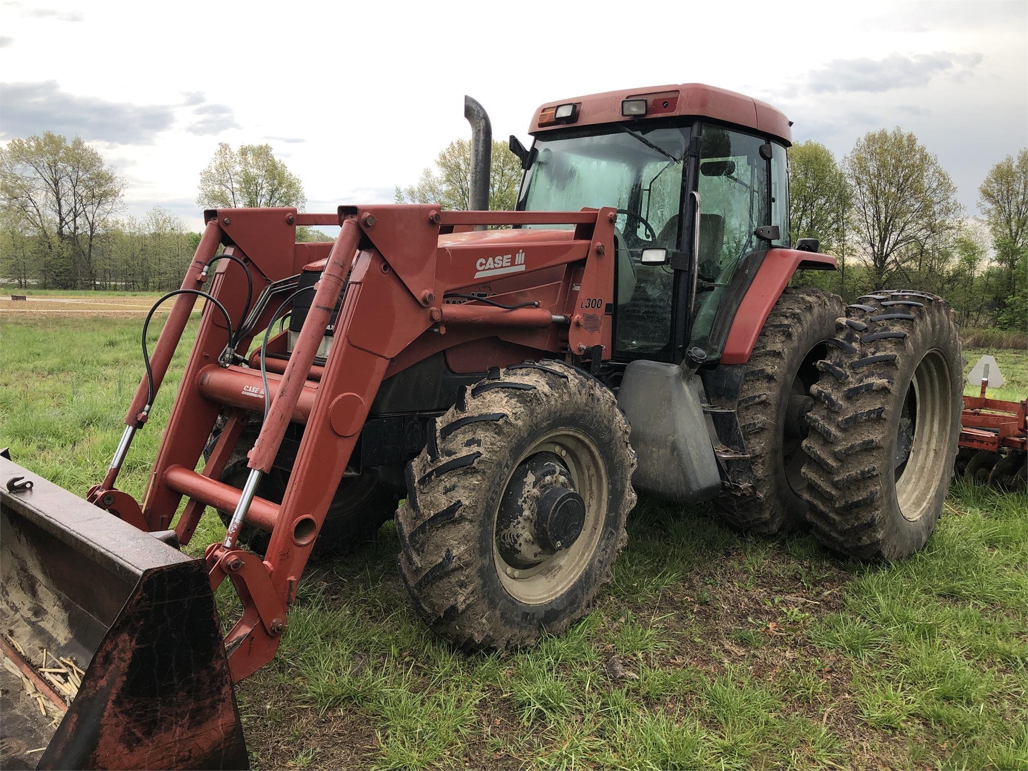 1998 Case IH MX170 Tractor