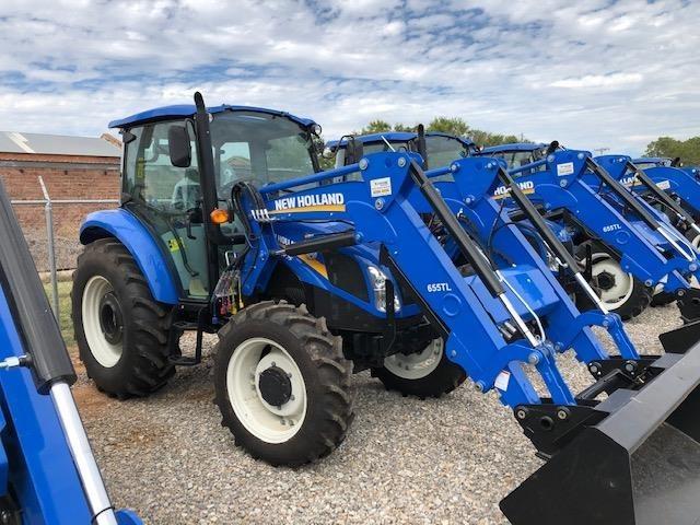 2019 New Holland POWERSTAR 75 Tractor