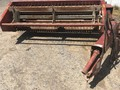 Hesston 1091 Pull-Type Windrowers and Swather