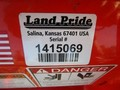 Land Pride SPL0560 Blade