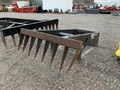 Easy Rake SS8 Loader and Skid Steer Attachment