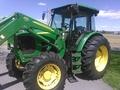 2011 John Deere 6115D Tractor