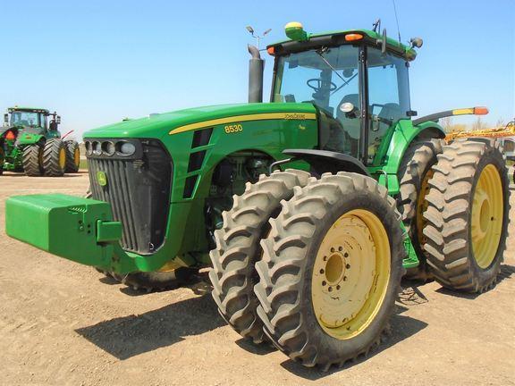 2006 John Deere 8530 Tractor