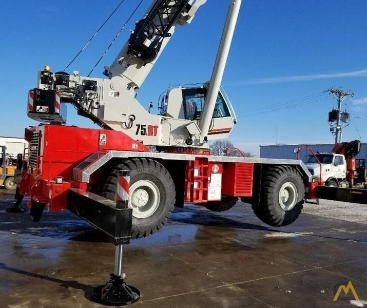 2019 Link-Belt 75RT Crane