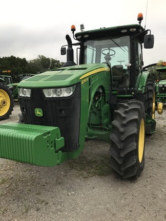 2017 John Deere 8295R Tractor