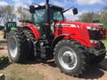 2013 Massey Ferguson 7619 Tractor