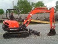 2009 Kubota KX121-3 Excavators and Mini Excavator
