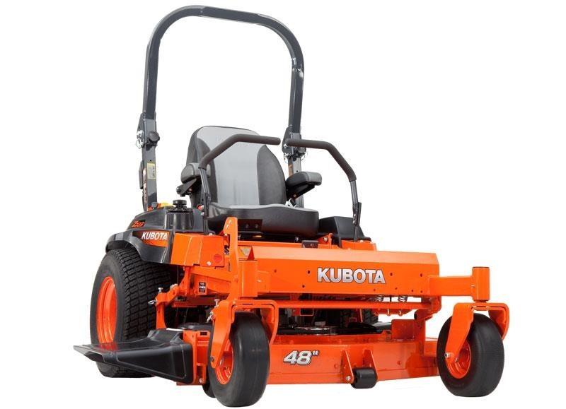 2020 Kubota Z723KH-48 Lawn and Garden