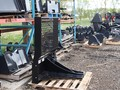Jenkins Tree Puller Loader and Skid Steer Attachment